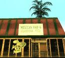 Mexican Food & Salvadorean Food