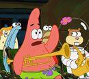 Sandy's saxophone