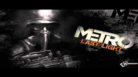 Metro Last Light Soundtrack - Radio III (Aranrut - Faster)