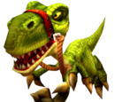 Fangy the Raptor
