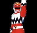 Red Ranger-Exclusive