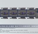 Hamburg-class Battleship