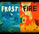 Fuego y Hielo/Transcripción