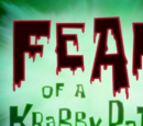 Fear of a Krabby Patty