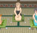 Yōkan, Ofuton and Yaito