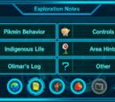 Exploration Notes