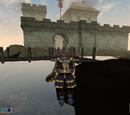 Burg in Seyda Neen