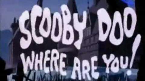 Gdzie jesteś, Scooby Doo?