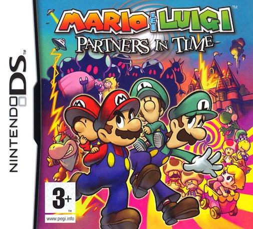 Mario & Luigi: Fratelli nel Tempo