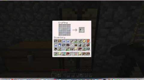 how to make bottle o enchanting in minecraft pe