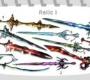 Artifact Swords