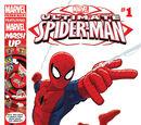 Marvel Universe: Ultimate Spider-Man (Volume 1)