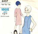Vogue 6457