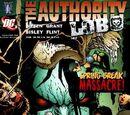 The Authority/Lobo: Spring Break Massacre Vol 1 1