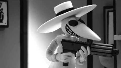 MAD - Spy vs Spy - Bathroom