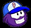 Purple Puffles