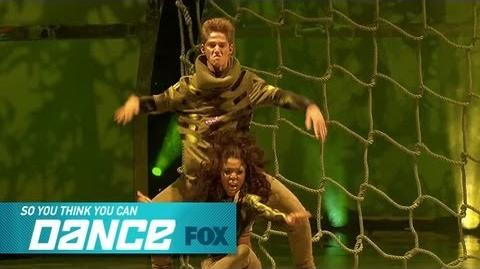 NIco & Comfort Top 10 Perform SO YOU THINK YOU CAN DANCE FOX BROADCASTING