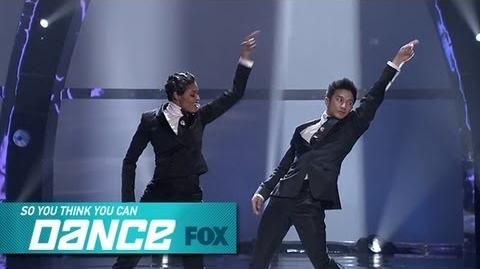 Jasmine H & Marko Top 10 Perform SO YOU THINK YOU CAN DANCE FOX BROADCASTING