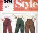 Style 3474