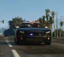Buffalo Policía (Grand Theft Auto V)
