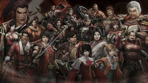 真・三國無双 7 - Dynasty Warriors 8 - Wu Kingdom combo video (part1) - no music