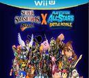 Super Smash Bros X Playstation All-stars Battle Royal