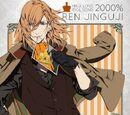 Maji LOVE 2000% Idol Song: Jinguji Ren