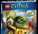 LEGO Legends of Chima: Zbroja mocy