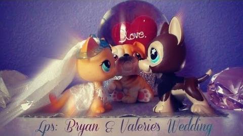 Lps Bryan & Valerie's Wedding Part 1