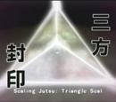 Jutsu de Sellado: Sello Triangular