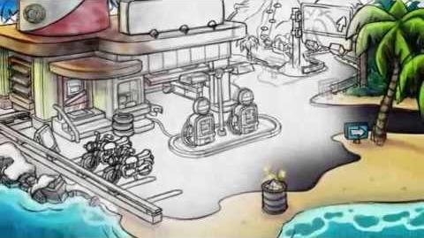 Club Penguin - Summer Party August 2013 Sneak Peek Trailer Teaser