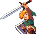 Personaggi in Link's Awakening