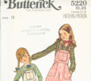 Butterick 5220 A