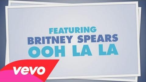 Britney Spears - Ooh La La (From The Smurfs 2) lyric