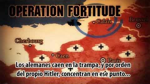 Legends of War Patton's Campaign - Intro