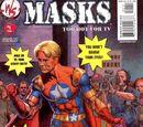 Masks: Too Hot for TV Vol 1 1