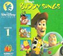 McDonald's Celebrates Disney Music