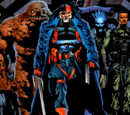 Deathstroke's Pirate Crew
