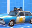 Automóvil de policía (Joe Danger 2)