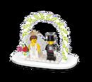853340 Ensemble de mariage