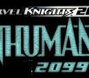 Inhumans 2099 Vol 1