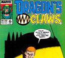 Dragon's Claws Vol 1 6