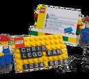 850425 Porte-cartes de visite