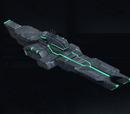 Missile Cruiser X