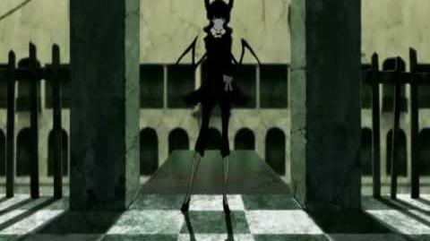 Black Rock Shooter OVA - Ending scene-0