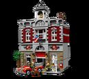 10197 La brigade de pompiers