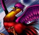 Oiseau du Soleil Cramoisi