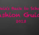 Asnow89/Back to School Fashion