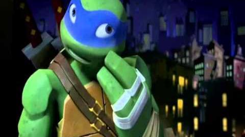 TMNT - Leonardo Has Fallen In Love~!