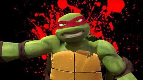 TMNT 2012 all turtles